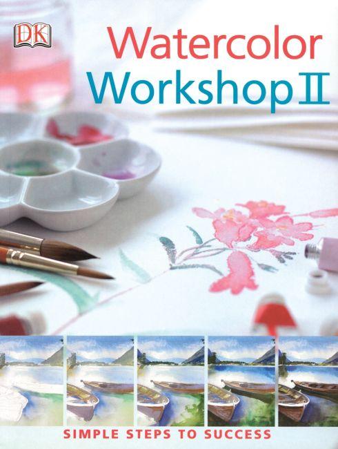 eBook cover of Watercolor Workshop II