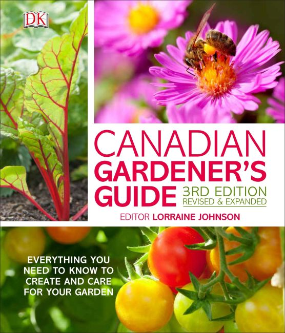 Paperback cover of Canadian Gardener's Guide 3rd Edition
