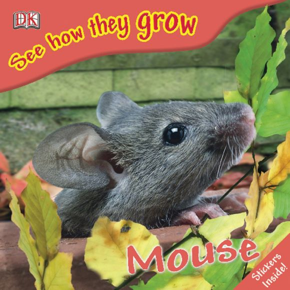 eBook cover of See How They Grow: Mouse