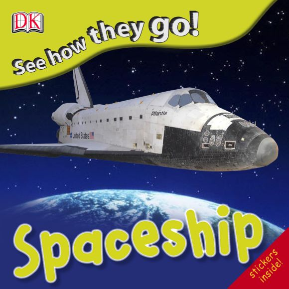 eBook cover of See How They Go: Spaceship
