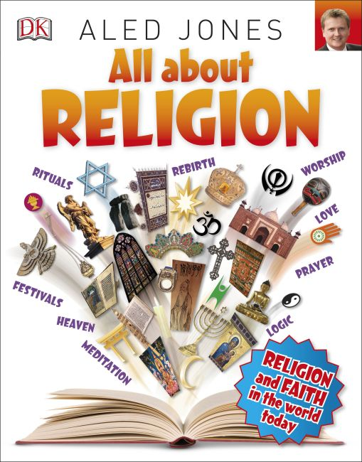 Paperback cover of All About Religion