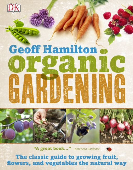 Paperback cover of Organic Gardening