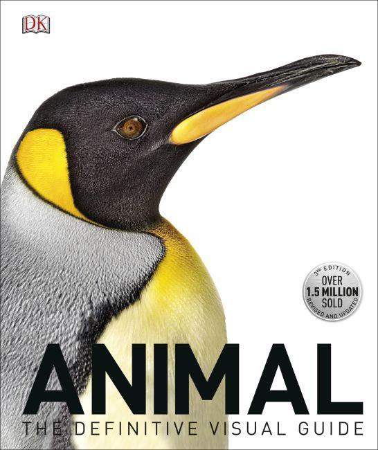 Hardback cover of Animal
