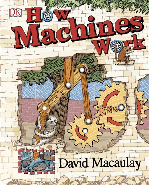 Hardback cover of How Machines Work