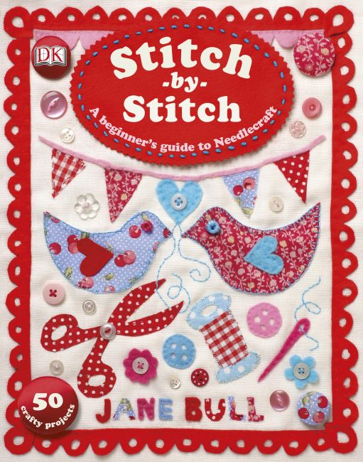 eBook cover of Stitch by Stitch