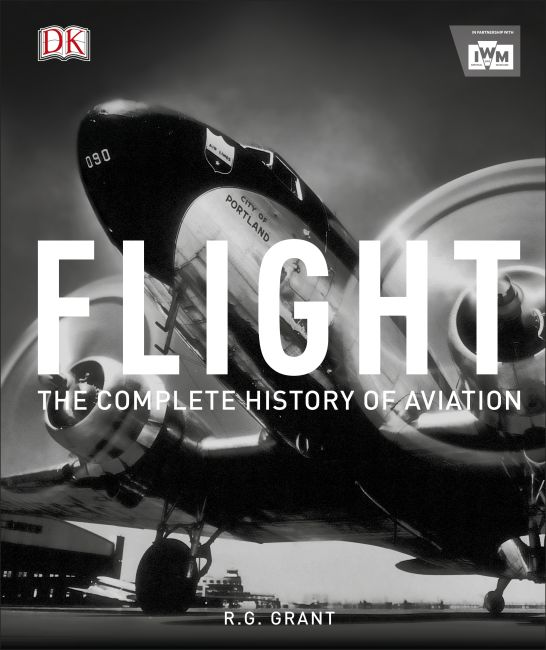 Hardback cover of Flight
