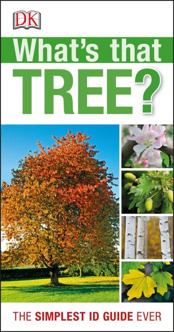 Paperback cover of What's that Tree?