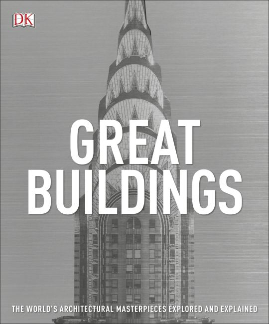 Paperback cover of Great Buildings