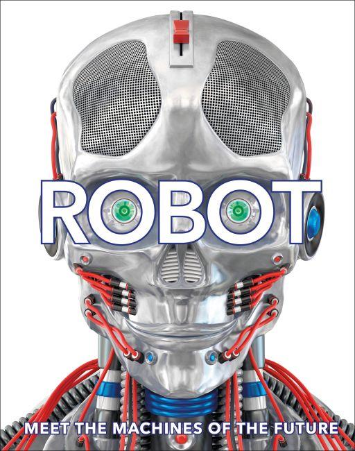 Hardback cover of Robot