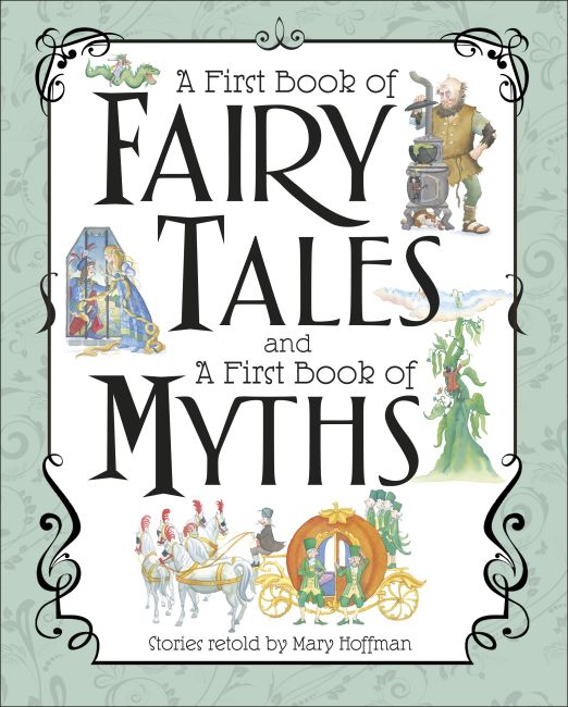 Slipcase of Editions cover of A First Book of Fairy Tales and Myths