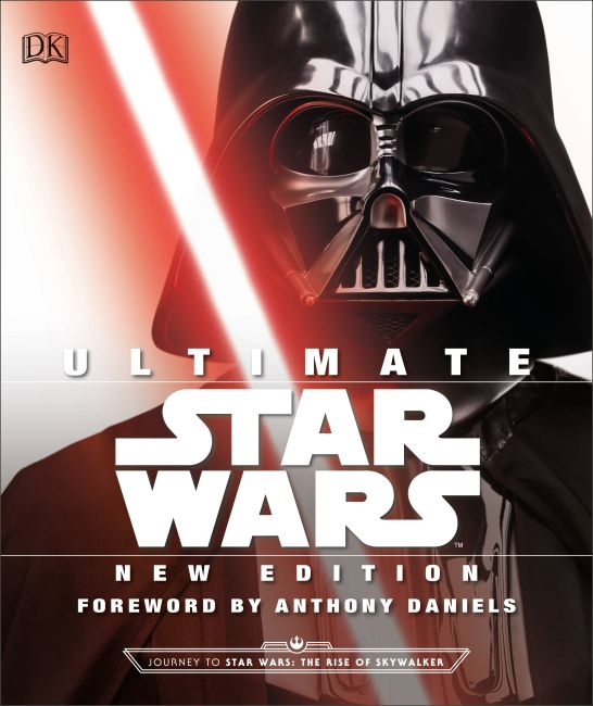 Hardback cover of Ultimate Star Wars New Edition