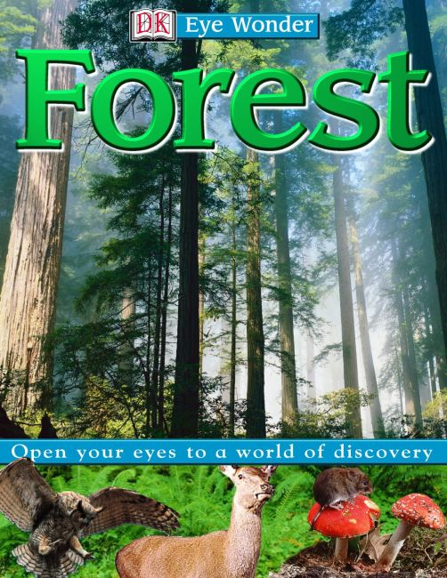 eBook cover of Forest