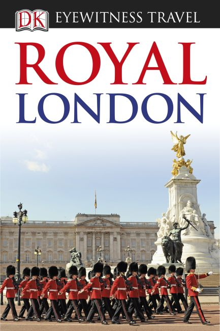 eBook cover of DK Eyewitness Travel Guide Royal London