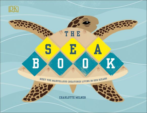 Hardback cover of The Sea Book