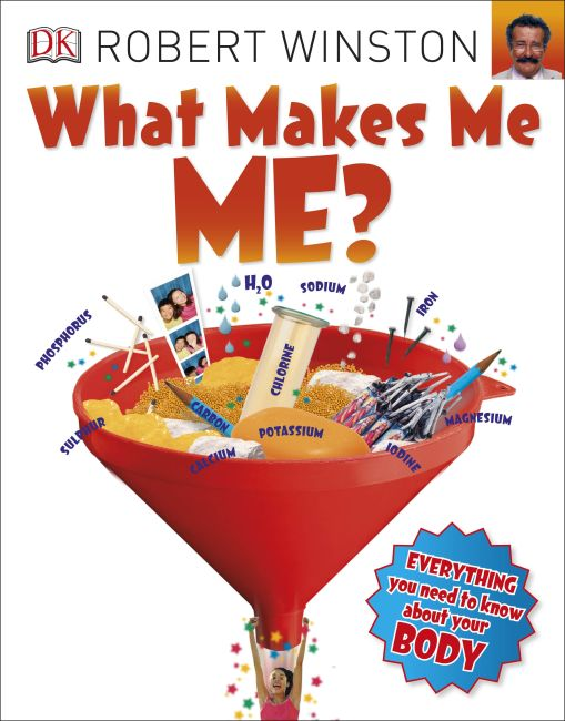Paperback cover of What Makes Me Me?