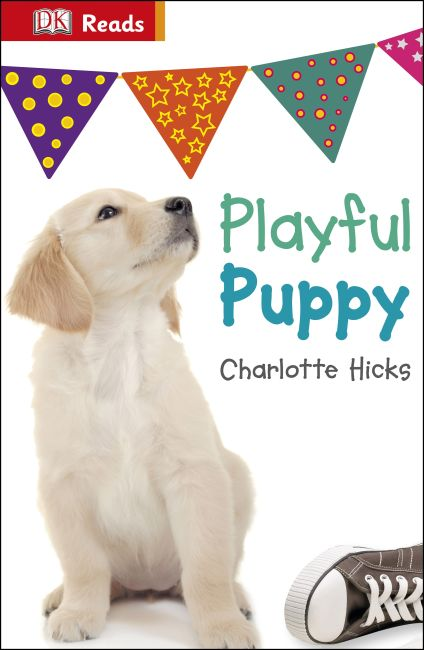 eBook cover of Playful Puppy