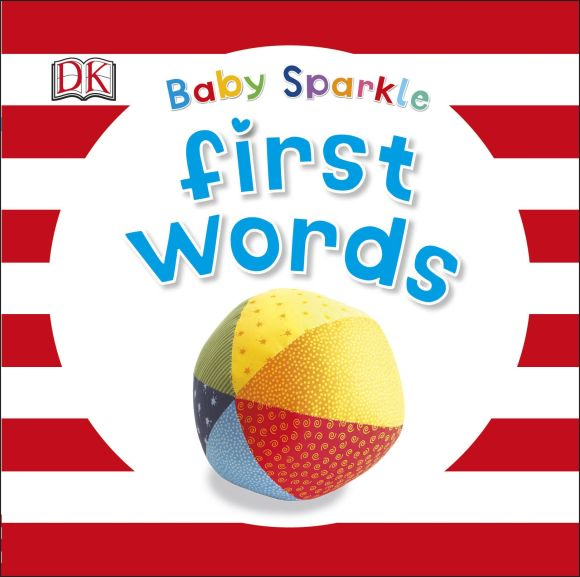 Board book cover of Baby Sparkle First Words