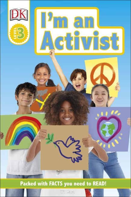 Hardback cover of I'm an Activist