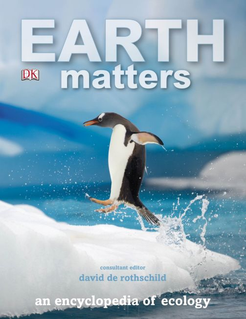 eBook cover of Earth Matters