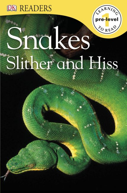eBook cover of Snakes Slither and Hiss