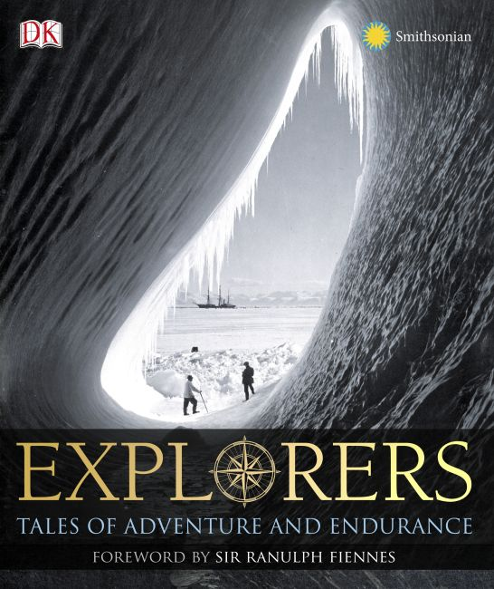 eBook cover of Explorers