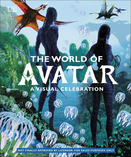 Hardback cover of The World of Avatar