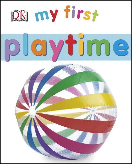 eBook cover of My First Playtime