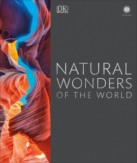 Hardback cover of Natural Wonders of the World