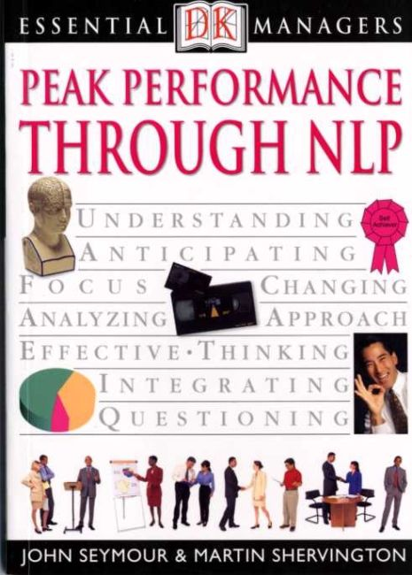 eBook cover of Peak Performance Through NLP