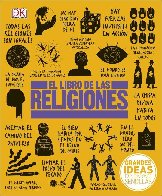 Hardback cover of El Libro de las Religiones