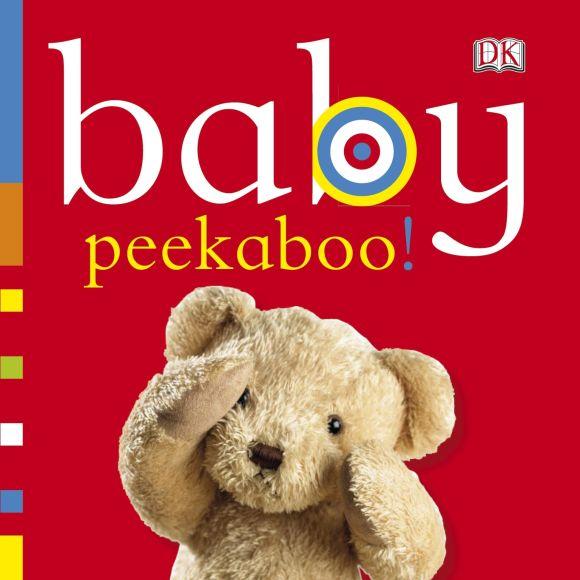 eBook cover of Baby Peekaboo!