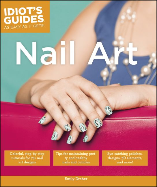 eBook cover of Nail Art
