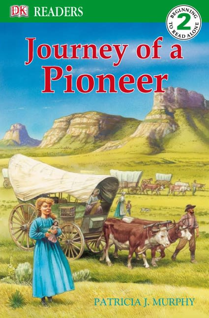 eBook cover of Journey of a Pioneer