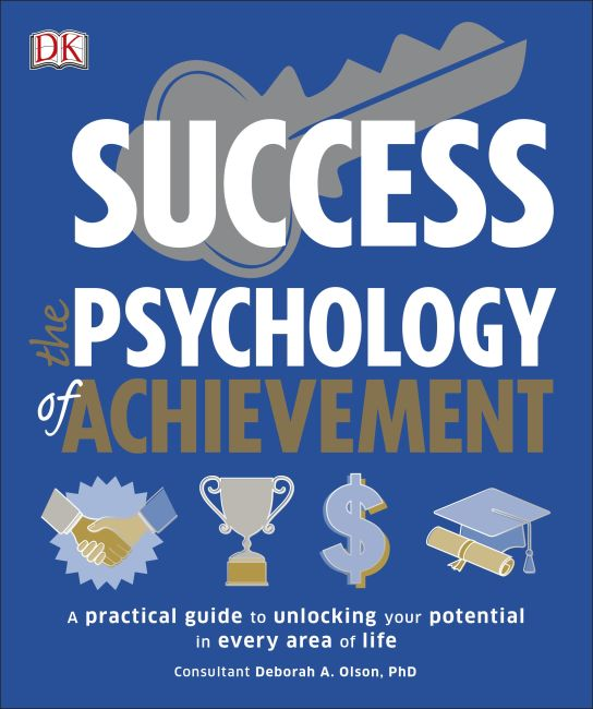 Paperback cover of Success The Psychology of Achievement