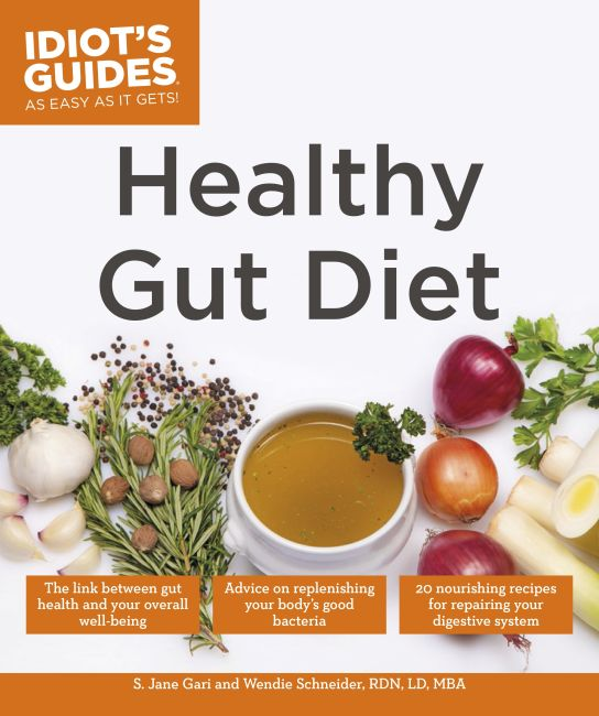 Paperback cover of Healthy Gut Diet