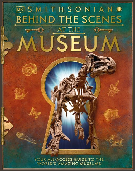 Hardback cover of Behind the Scenes at the Museum