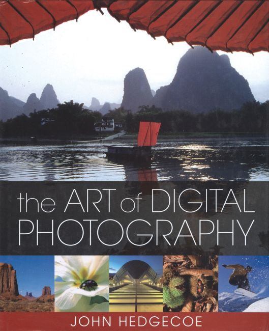eBook cover of The Art of Digital Photography