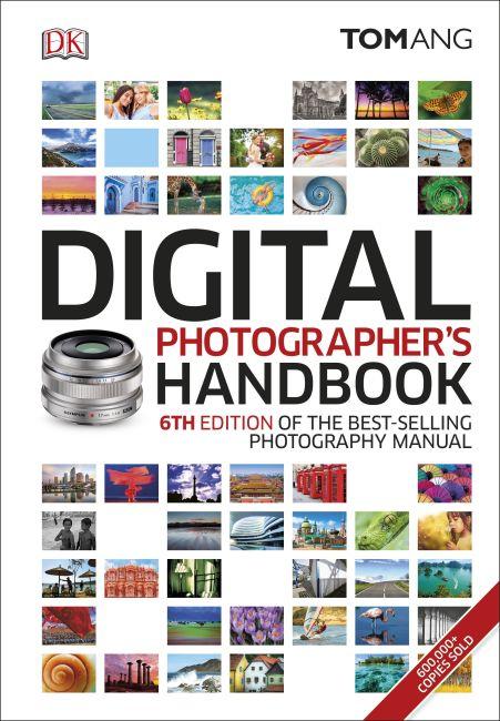 Hardback cover of Digital Photographer's Handbook