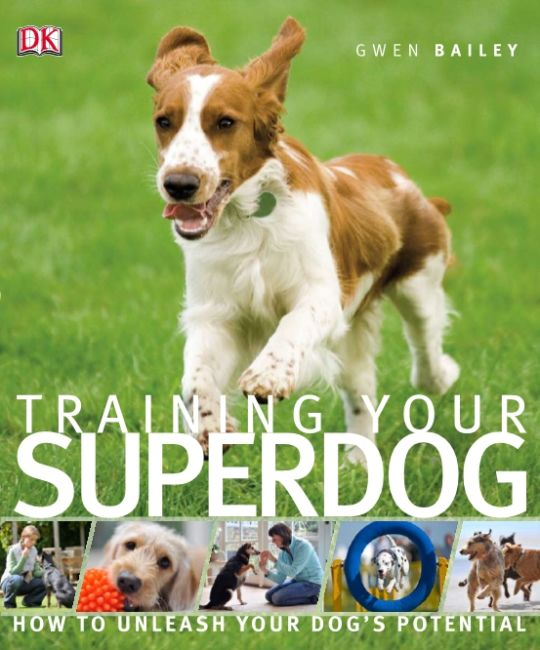 eBook cover of Training Your Superdog