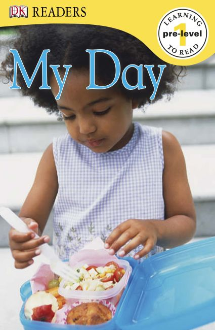 eBook cover of DK Readers L0: My Day
