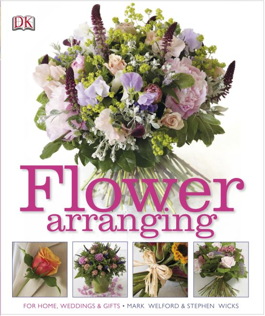 Hardback cover of Flower Arranging