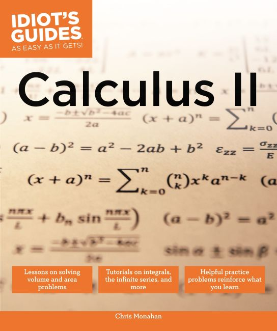 Paperback cover of Calculus II