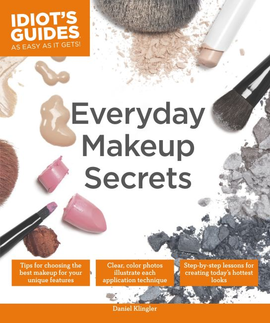 Paperback cover of Everyday Makeup Secrets