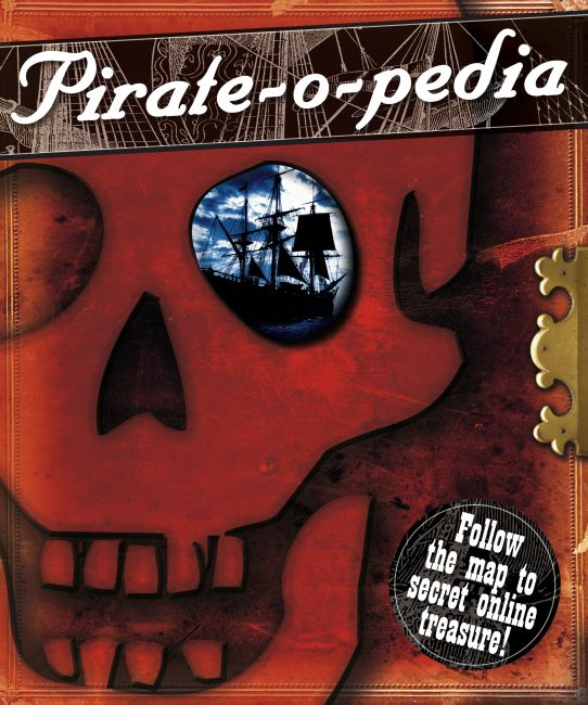eBook cover of Pirate-o-pedia