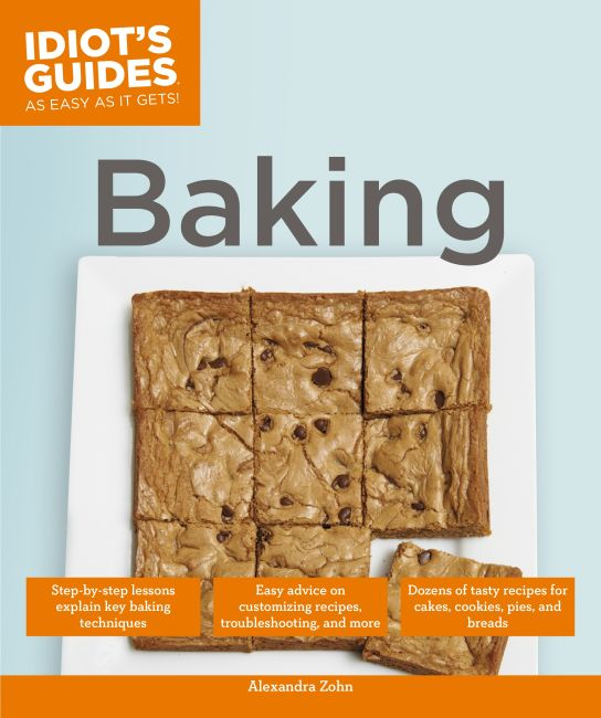 Paperback cover of Baking