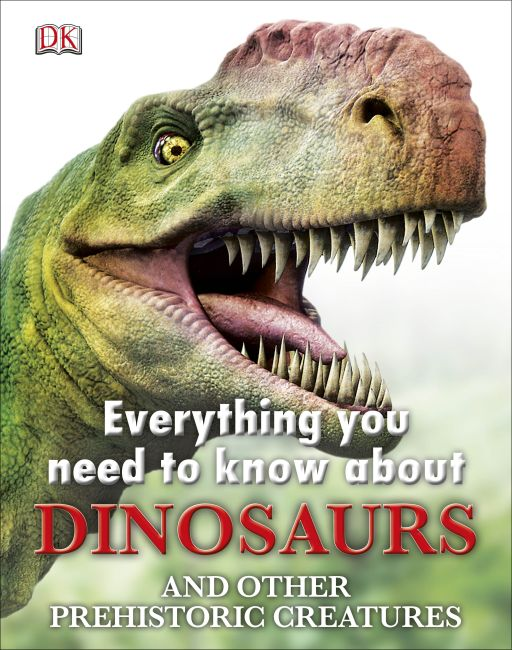 eBook cover of Everything You Need to Know about Dinosaurs