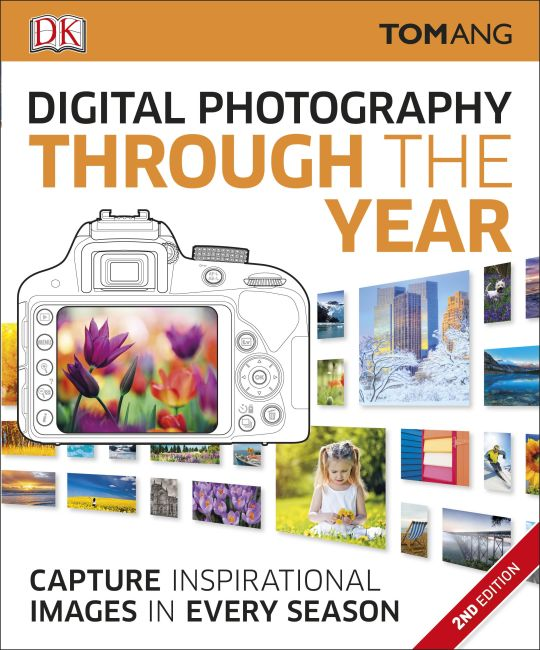 Paperback cover of Digital Photography Through Yr