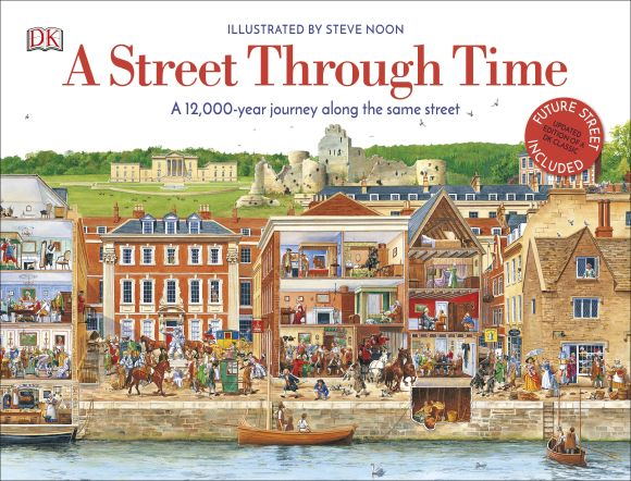 eBook cover of A Street Through Time