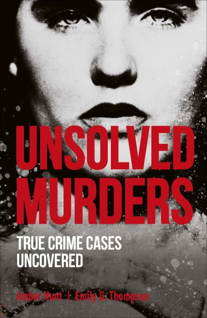 Paperback cover of Unsolved Murders