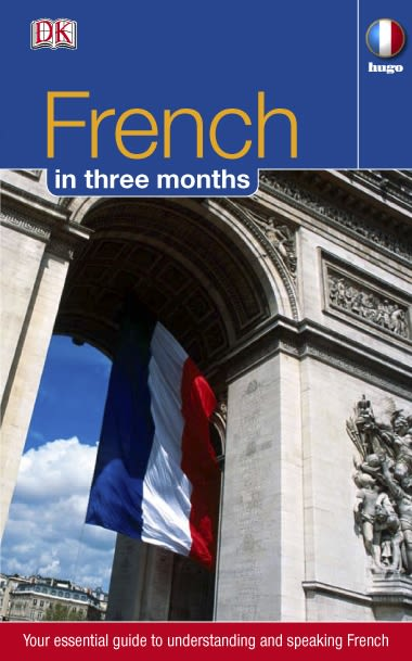 Mixed Media cover of French in 3 Months